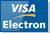 Картой VISA Electron